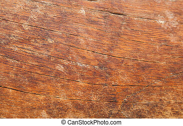 Grain on old wood for background