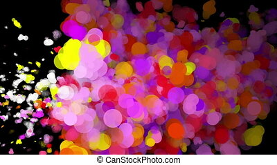 Abstract background for holiday.