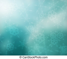 Christmas Abstract Backdrop