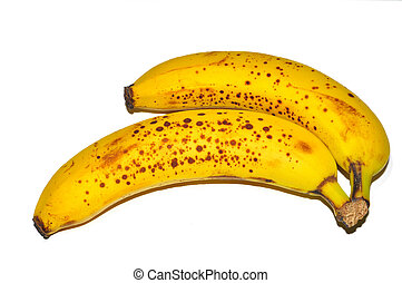 Banana mature Canary Islands