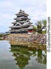 Japan - Matsumoto - Matsumoto, Japan - town in Nagano...
