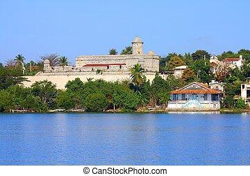 Cuba - Cienfuegos - Cienfuegos, Cuba - famous old El Jagua...