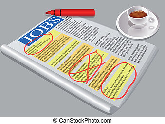job opportunity - Job opportunity. Jobs newspaper and...