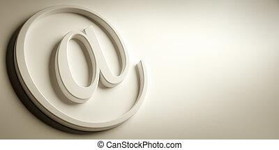 email, señal