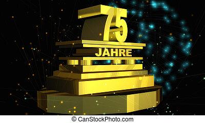 Jubilee  - Digital Illustration of a Jubilee