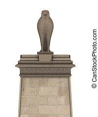 sculpture - bird sculpture