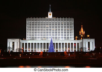 Russian White House - The Russian White House The government...