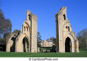 Glastonbury Abbey 2 - Glastonbury Abbey