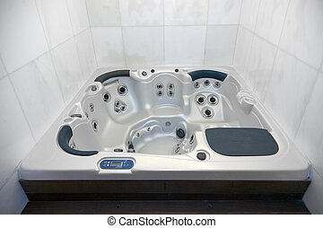 Jacuzzi in interior