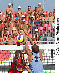 Beach volley - beach volley competition