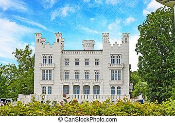 Hotel Heiligendamm, Castle - famous castle hotel in...