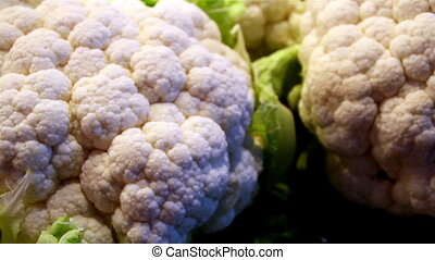 Closer image of the cauliflower where you can clearly see...