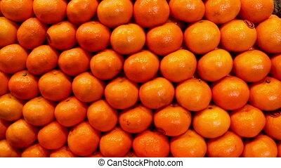 Oranges pile for sale