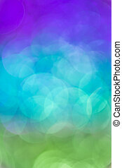 Natural bokeh gradient background - Glitter natural bokeh...