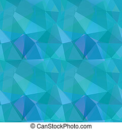 Seamless Polygonal Pattern, Background, Texture Vector