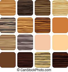 zebra wood texture - Vector wooden texture for deoration...