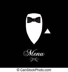 Menu Vector - menu for you to add you own text for food or a...