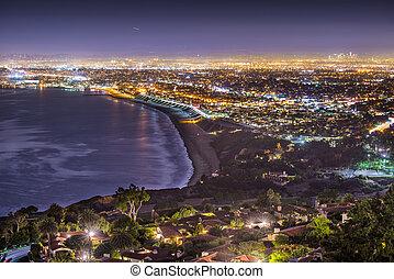 Pacific Coast of Los Angeles - The Pacific Coast of Los...