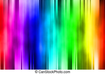 Abstract colorful courtain - Abstract courtain with colorful...