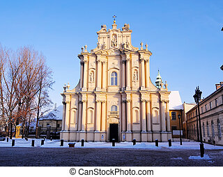 Warsaw Seminary - Seminary in Warsaw - capital city of...