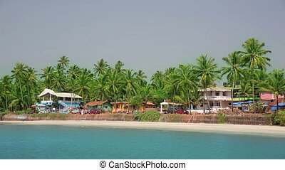 Holiday resort on waters edge - Idyllic holiday resort on...