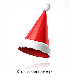 Party hat - Santa Claus party hat