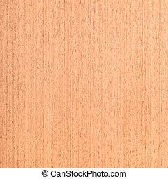 nuez, madera, textura, madera, grano
