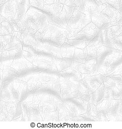 White Seamless Leather Texture