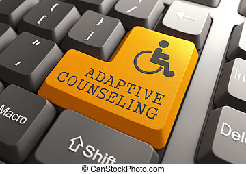Adaptive Counseling for Disabled Button. - Adaptive...