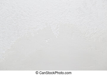 background of a white wall