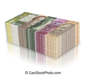 One Unified World Currency - What a unified world currency...
