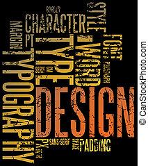 Grunge design background
