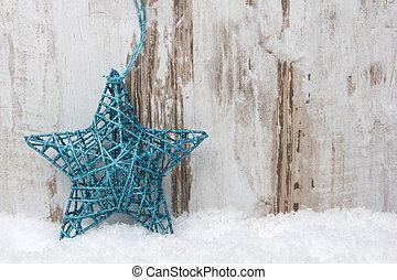 christmas, christmas ornament - Christmas decoration with...