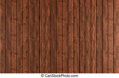 Dark wood paneling - Background of dark wood paneling -...