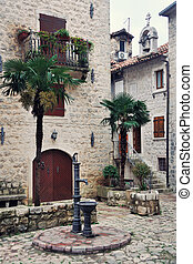 Old medieval town Kotor, Montenegro