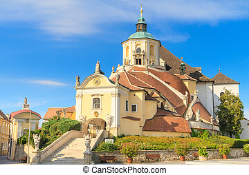 Eisenstadt Mountain Church (Haydn Church on Kalvarienberg),...