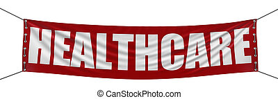 healthcare Banner - Big healthcare Banner. Image with...