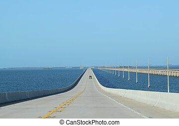 Floriday Keys Bridges Highway 1 - Highway bridge floriday...