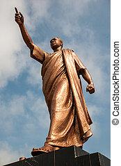 Kwame Nkrumah Memorial Park Monument - Kwame Nkrumah...