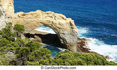 Great Ocean Road, Australia - The Arch, Port Campbell...