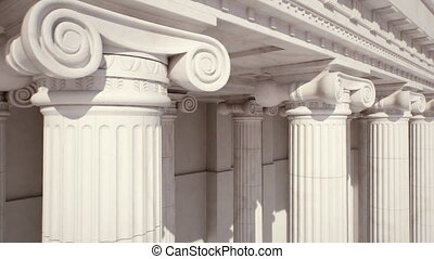 Marble Columns Loopable