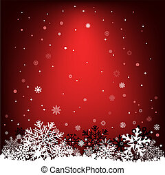 dark red snow mesh background - The white snow on the dark...