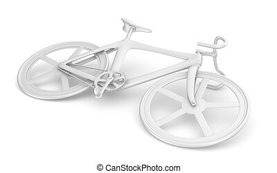 Road tour bicycle concept