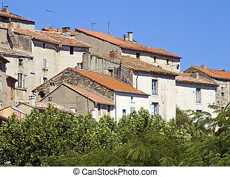 VILLAGE IN THE PROVENCE