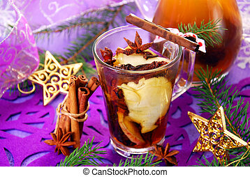 dried fruit compote for christmas - dried fruit compote as...