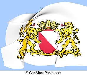 Utrecht City Coat of Arms