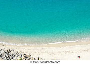 The Sea of Tropea - Calabria - Italy