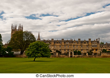 Oxford University College, UK - Oxford University College...