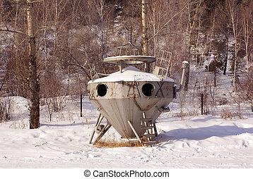 UFO - model UFO