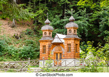 Russian Chapel, Slovenia